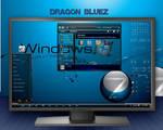 Dragon Bluez - My windows 7 explorations