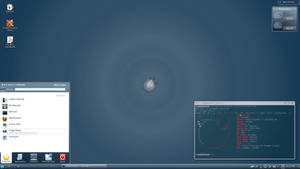 My Sep 22 KDE4 Desktop on Isotope Infusion by rvc-2011