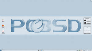 KDE4 on PC-BSD inFusion by rvc-2011