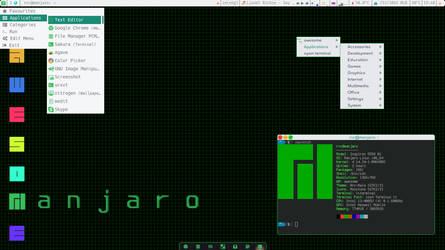 Awesome on Manjaro