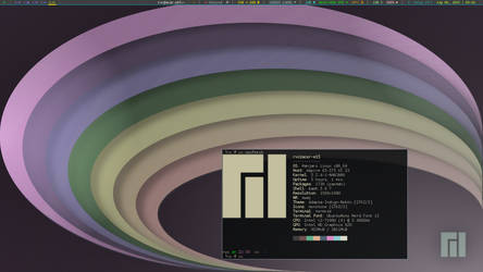 SWAY on Manjaro by rvc-2011