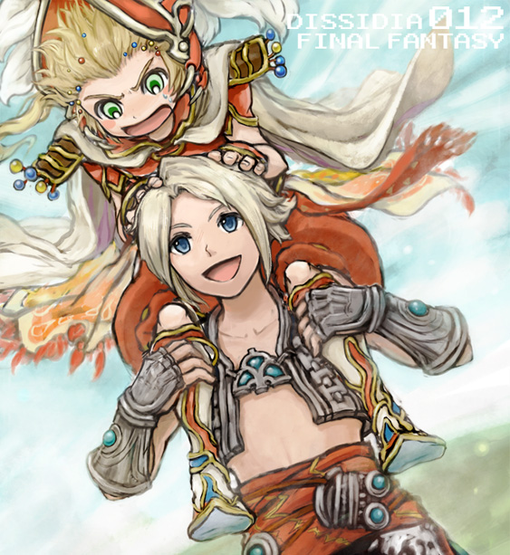 Onion knight and Vaan ...