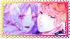 Diabolik Lovers Stamp: Shuu X Yui 2 by wow1076