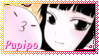 Pupipo Stamp by wow1076