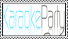 Karaoke Party Stamp by wow1076