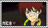 Hamatora Stamp: Nice by wow1076