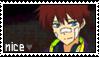 Hamatora Stamp: Nice by wow1076