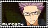 Hamatora Stamp: Murasaki by wow1076