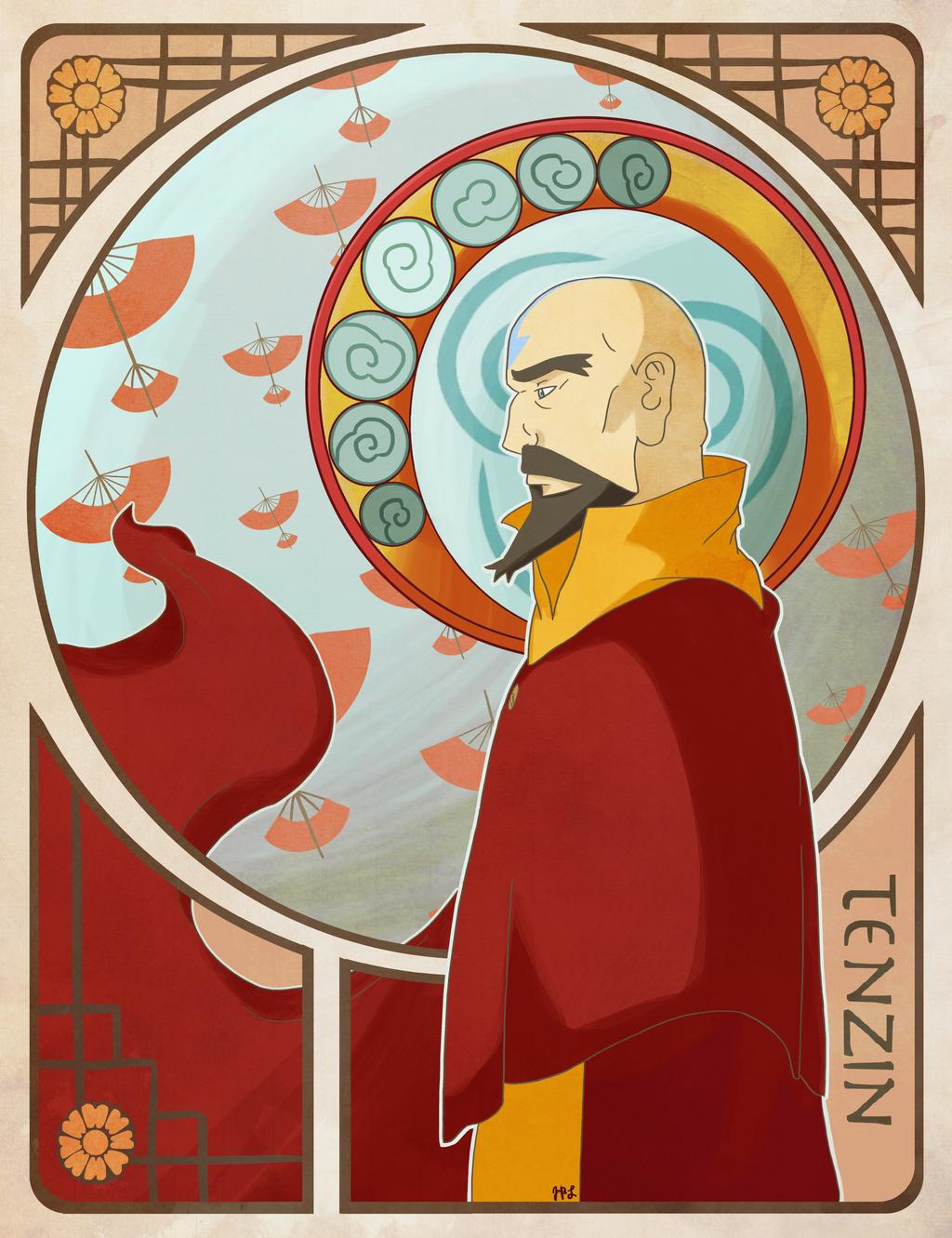 Tenzin Nouveau by jblevalenteen