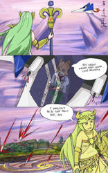 Palutena: Ultimate Destroyer - Pg. 1