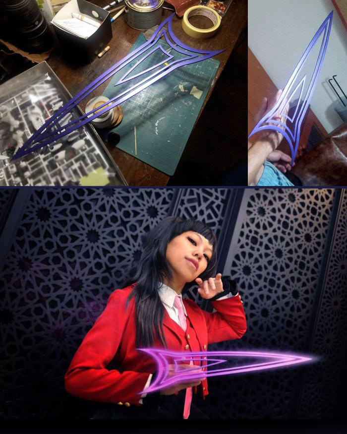 Umineko Energy Blade by Ashed-Dreams