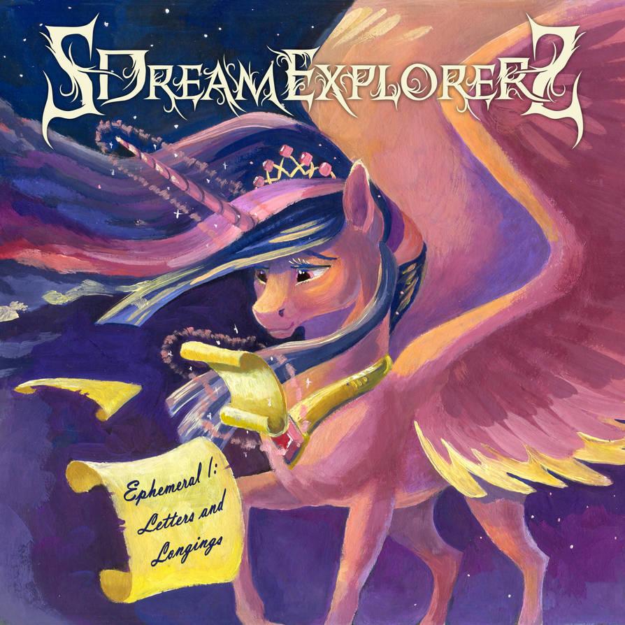 SDreamExplorerS 'Ephemeral I: LaL' cover art