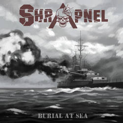 Cover art for Shrapnel - Burial at Sea song