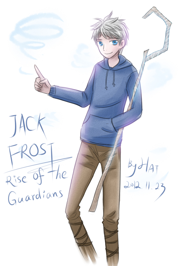 JACK FROST by MageLittleHat