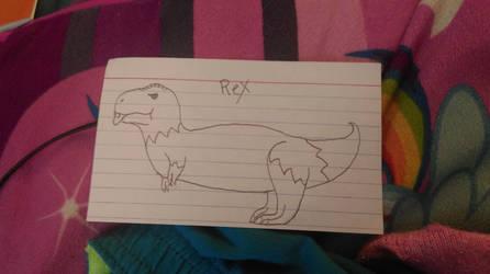 Rex by LuigiFavor
