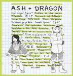 Ash + Dragon