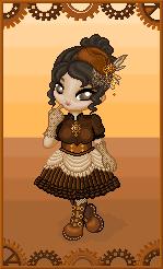 Steampunk Lolita by umrae