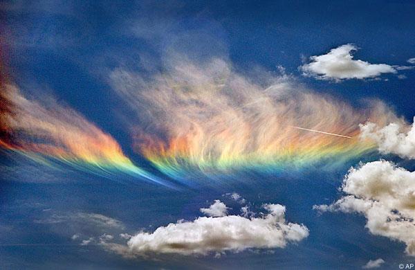 Fire Rainbow by LivingDeadSuperstar