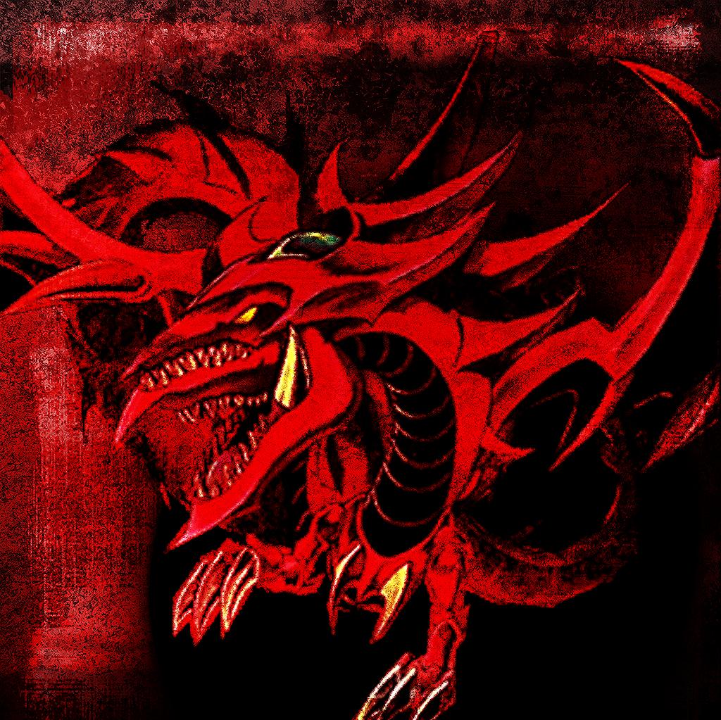 Slifer The Sky Dragon By LivingDeadSuperstar