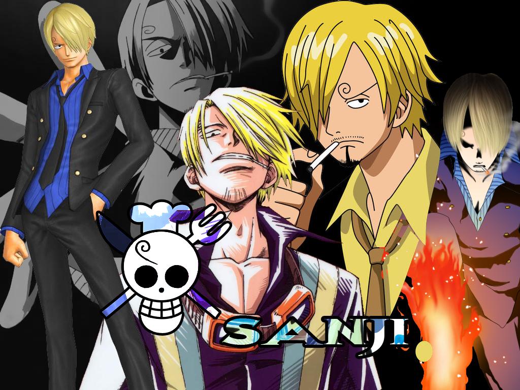 Sanji of One Piece by LivingDeadSuperstar on DeviantArt