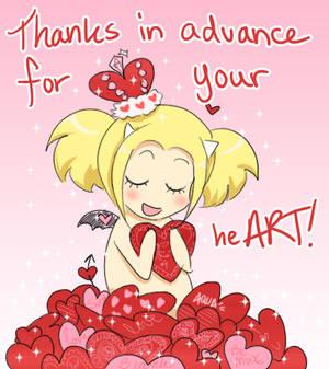 Beanie Valentine
