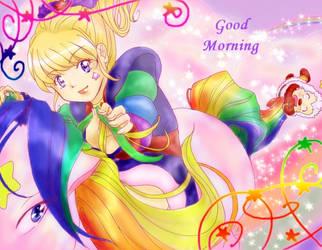 Good Morning by Glittercandy