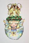 + Christmas Fairy: Peace +