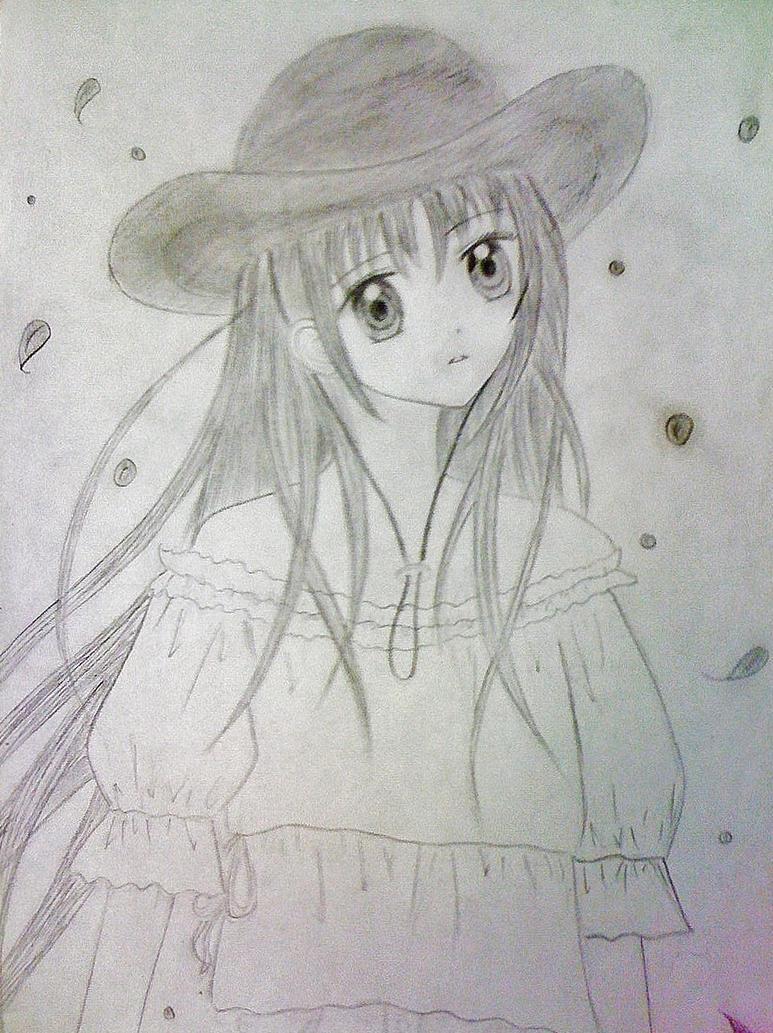 Cowgirl Ayu by carolin36v