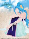 LineArt Colored Nefertari Vivi - One Piece