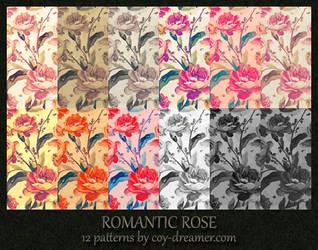 Patterns - Romantic Rose