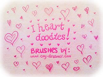Brushes - I Heart Doodles