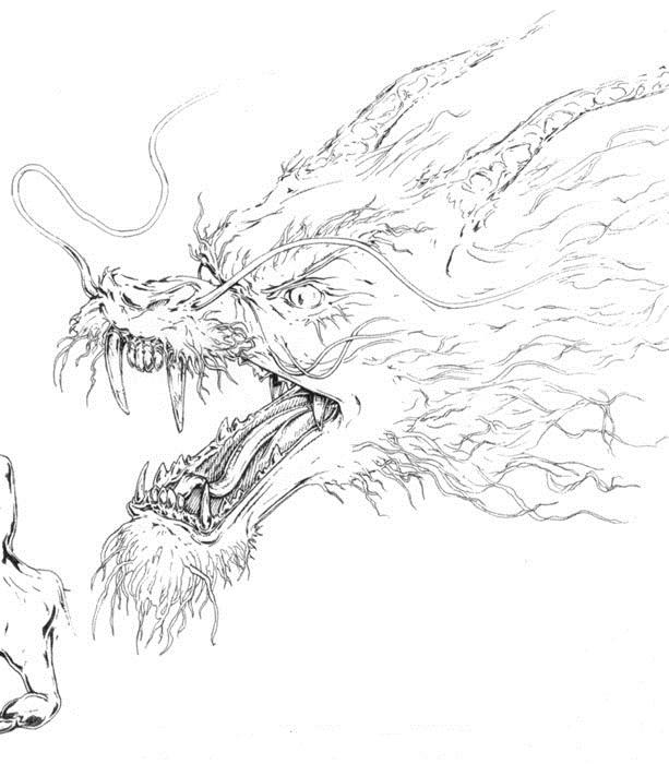 Dragon tattoo by jade nemesis on deviantart for Jade dragon tattoo