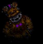 Fredbear Cutout (FNaF4)