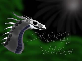 Skeletal Wings icon by Snowbark-Warrior