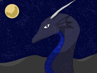 Under the Moon by Snowbark-Warrior