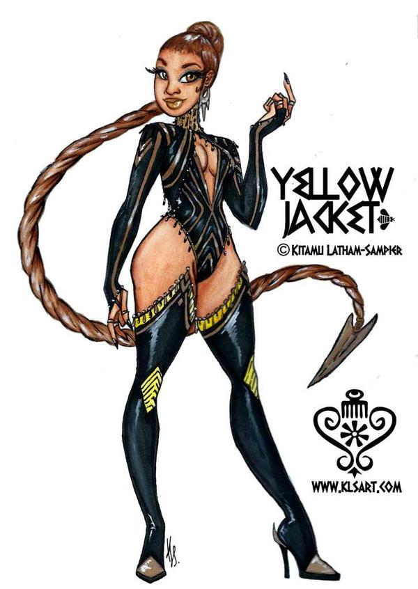 Beyonce Mortal Kombat Style by SankofaRida