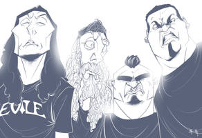 Evile by dominicali