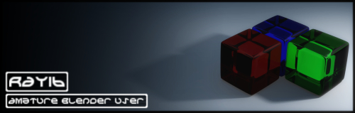 RBG Cube Sig by RAY16