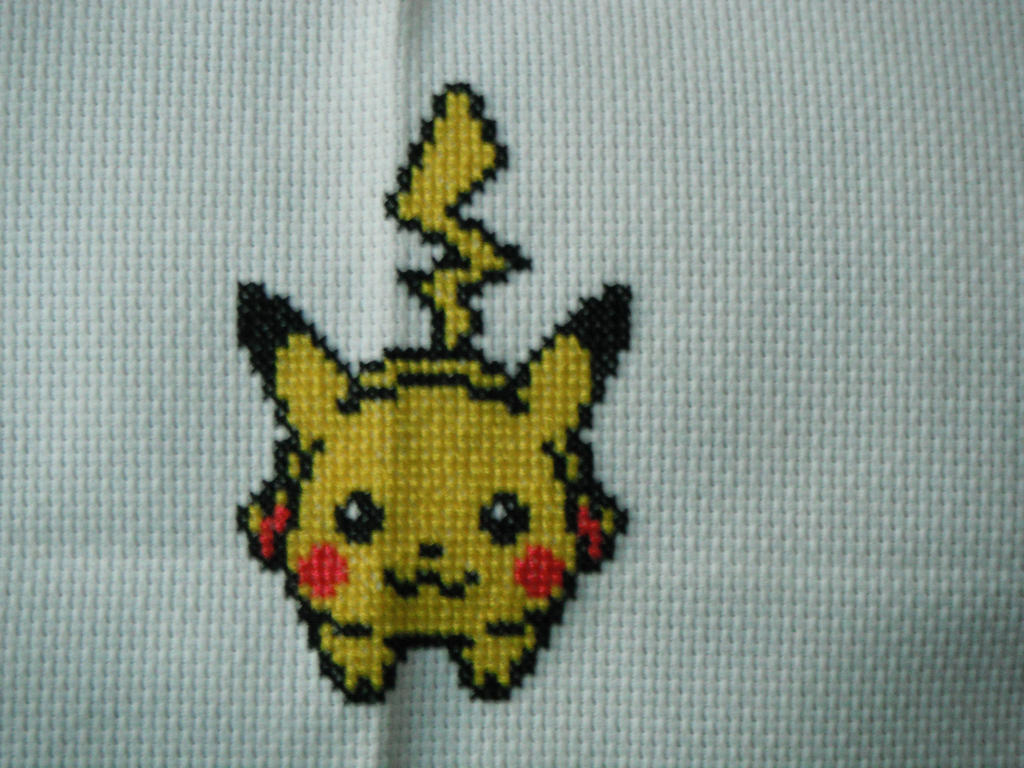 pokemon pikachu by dottypurrs