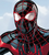 Spiderman gif miles morales by dottypurrs