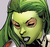 guardians of the galaxy  gif  Gamora