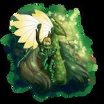 Classic dragoon by lydia kencana