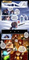 fire dragoon comic by lydia kencana
