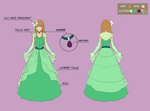 Princess by lydia kencana