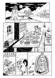 the smurfs page 3 by emmanuelGiladi