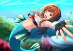 Mermaid Shiratsuyu