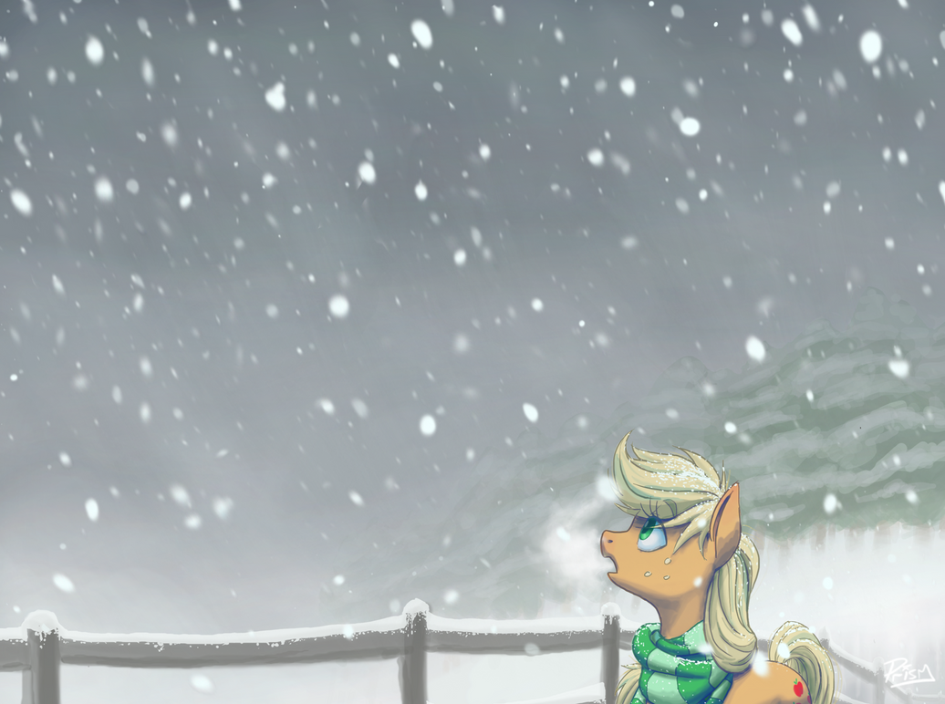 Snowfall by shrivak
