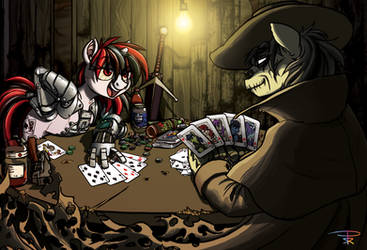 Blackjack Poker by Prism-S