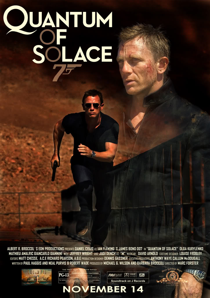 Quantum of Solace by A...