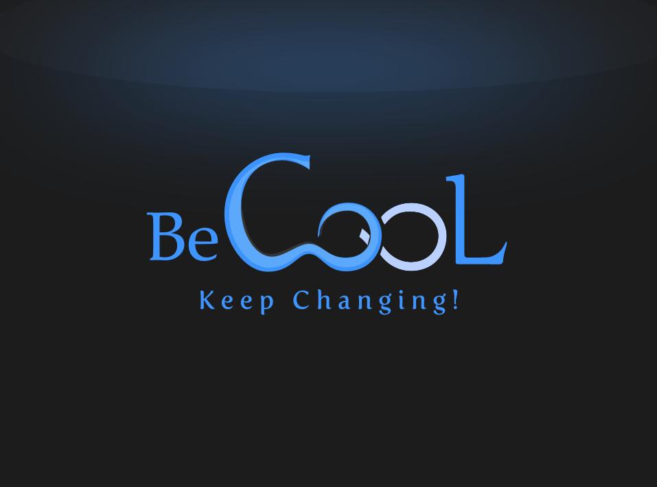 be cool logo v 2 by saboline on deviantart
